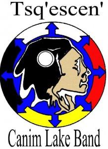 Canim Lake Logo